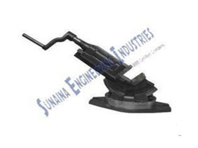 Manufacturers Exporters and Wholesale Suppliers of Two Way Tilt-Swivel Angle Vice Gurgaon Haryana