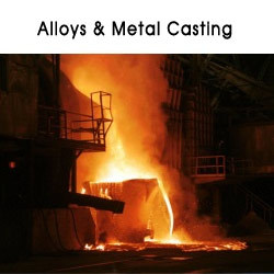 Manufacturers Exporters and Wholesale Suppliers of Alloys Metal Casting Gurgaon Haryana