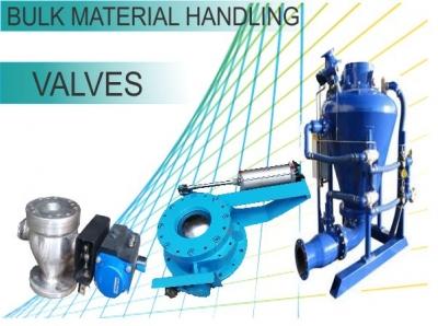 Manufacturers Exporters and Wholesale Suppliers of Bulk Material Handling & Valves Gurgaon Haryana
