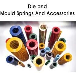 Manufacturers Exporters and Wholesale Suppliers of Die & Mould Springs & Accessories Gurgaon Haryana