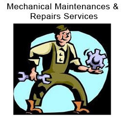 Service Provider of Mechanical Maintenances & Repairs Services Gurgaon Haryana