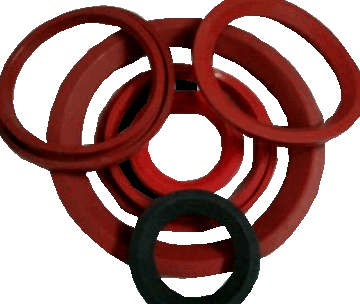 Manufacturers Exporters and Wholesale Suppliers of Rubber Seals-Parts Gurgaon Haryana
