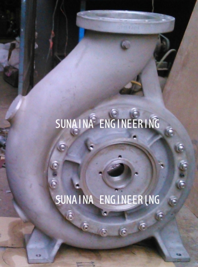 Manufacturers Exporters and Wholesale Suppliers of Stainless Steel Pump Casting Gurgaon Haryana