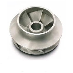 Manufacturers Exporters and Wholesale Suppliers of Stainless Steel Pump Impaller Gurgaon Haryana