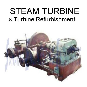 Manufacturers Exporters and Wholesale Suppliers of Steam Turbine Gurgaon Haryana