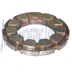 Manufacturers Exporters and Wholesale Suppliers of Turbine Thrust Pads Gurgaon Haryana